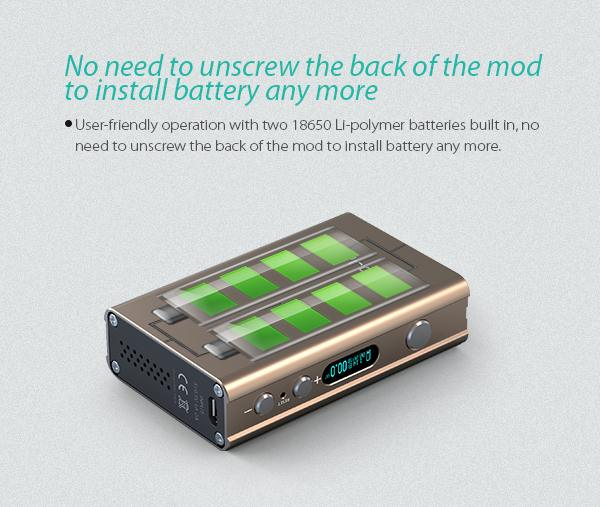 smok m80 two batteries